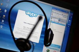 Hur man tar en bild på Skype