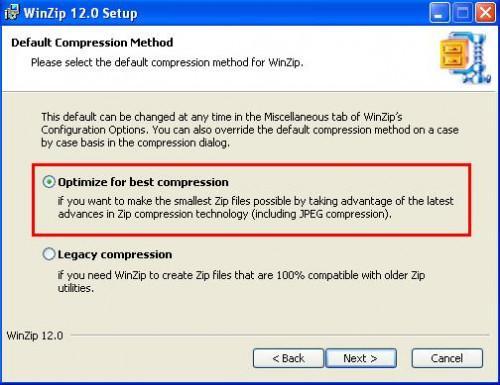 Hur komprimera bilder på Windows XP