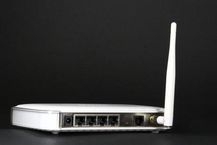 Hur man ansluter en Dell laptop till en router med WEP-kryptering