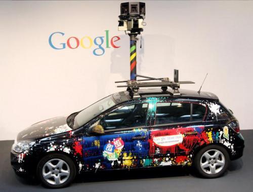 Google Street View Tips