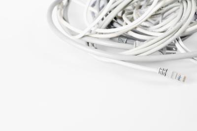 Om Ethernet och LAN-anslutningar