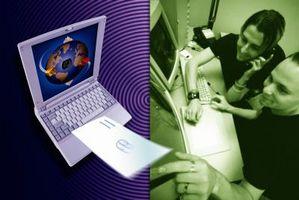 Hur man skapar en e-hyperlänk i Adobe Indesign