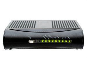 Hur uppdaterar jag Modem Firmware på en Siemens hastighet Stream 4100?