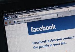 Hur man radera min Facebook Likes & intressen