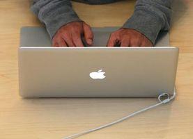 Hur man ställer in WEP på en trådlös för Mac