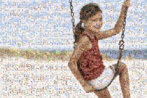 Hur man gör ett collage på Flickr