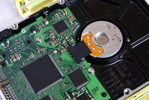 Hur man omformatera en ny hårddisk i Windows XP SP2