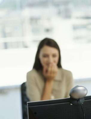 Hur vill kolla en Skype webbkamera