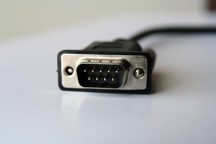Hur man tar emot en seriell signal med Ethernet
