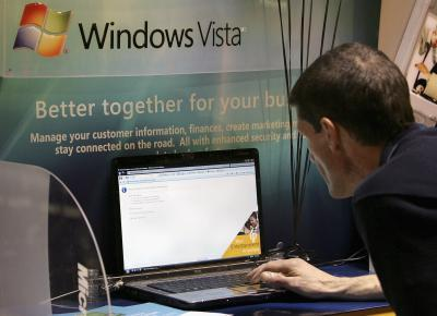 Hur man hittar en lista över program som upptäckts av brandväggen i Windows Vista