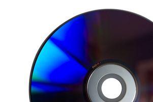 Hur man bränner foton till DVD + R