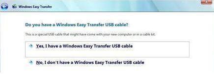 Installera och använda Windows Filöverföring för att överföra data