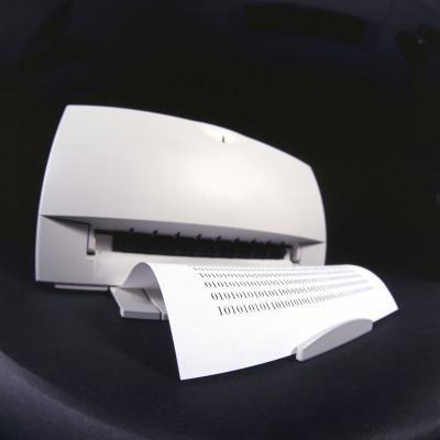 Hur att rengöra en Canon IP 6000 skrivare att inte slösa bläck på Pad