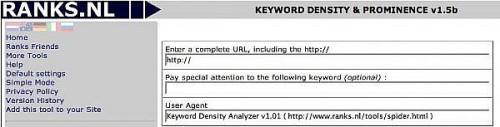 Hur man ska värdera din webbplats sökord densitet