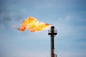 Vilka är de fyra stora fossila bränslen?