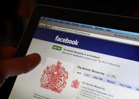 Inaktivera länkning från Facebook till Twitter