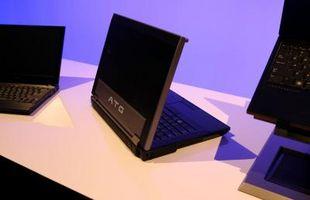 Hur man återställer en hårddisk lösenord på en Dell Latitude