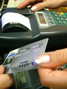 Hur man använder kreditkort maskiner